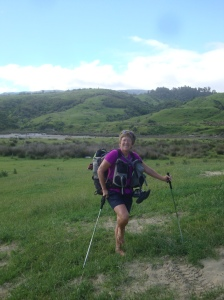 Barefoot Backpacking