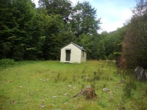 Mid-Robinson Hut