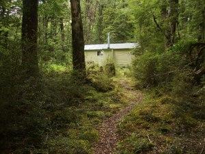 Top Robinson Hut