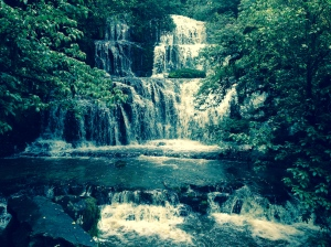 Another Caplins Waterfall