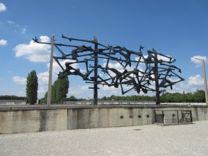 Dachau - Concentration Camp, outside Munich, Germany