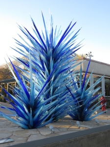 So beautiful - You just have to see these glass sculptures in person!