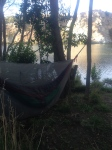 Hammocking by the water