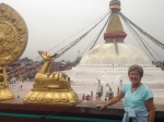 Amazing temples and stupas