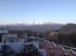 View from my room in Leh