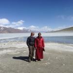 Panglong Lake - Still frozen