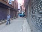 """The """"rice bus"""" in Kathmandu"""