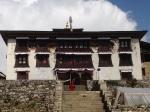 Damage to Tengboche Monastery