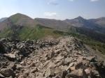 "Sometimes the trail was a ""bit rocky""!"
