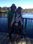 At Pupu Springs above Takaka