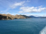Ferry to North Island for Kiwi Burn