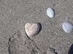 """My favorite """"heart rock"""""""