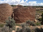 Ruins at Hovenweep