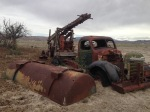 Old mining relics?