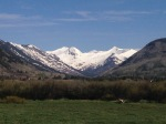 Back in Crested Butte (I got here before the leaves came out on the trees!)