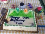Yep - we celebrated my 70th!