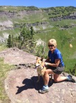 More doggie hikes