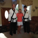 My favorite Black Belts!